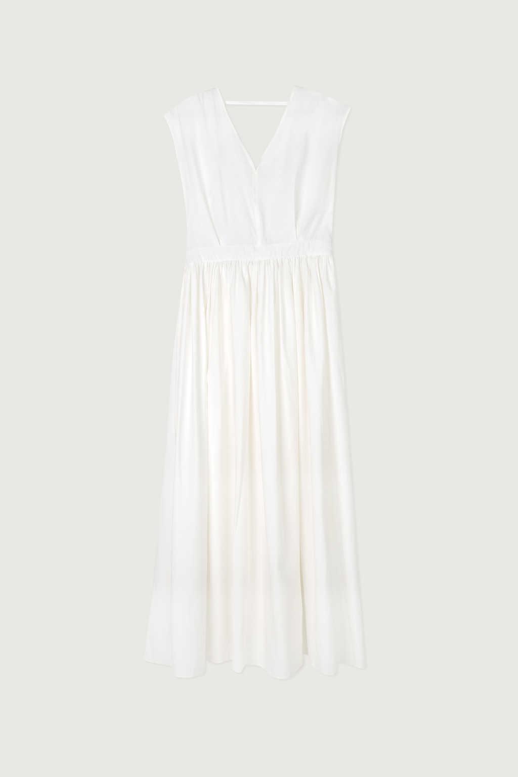 Dress K0231 Cream 5