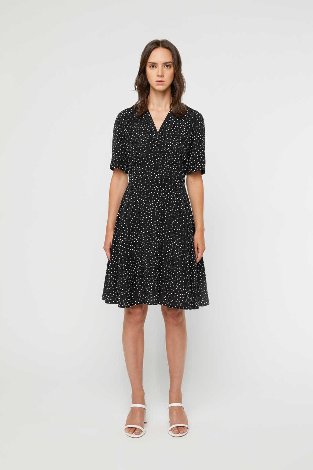 Dress K026 Black 2