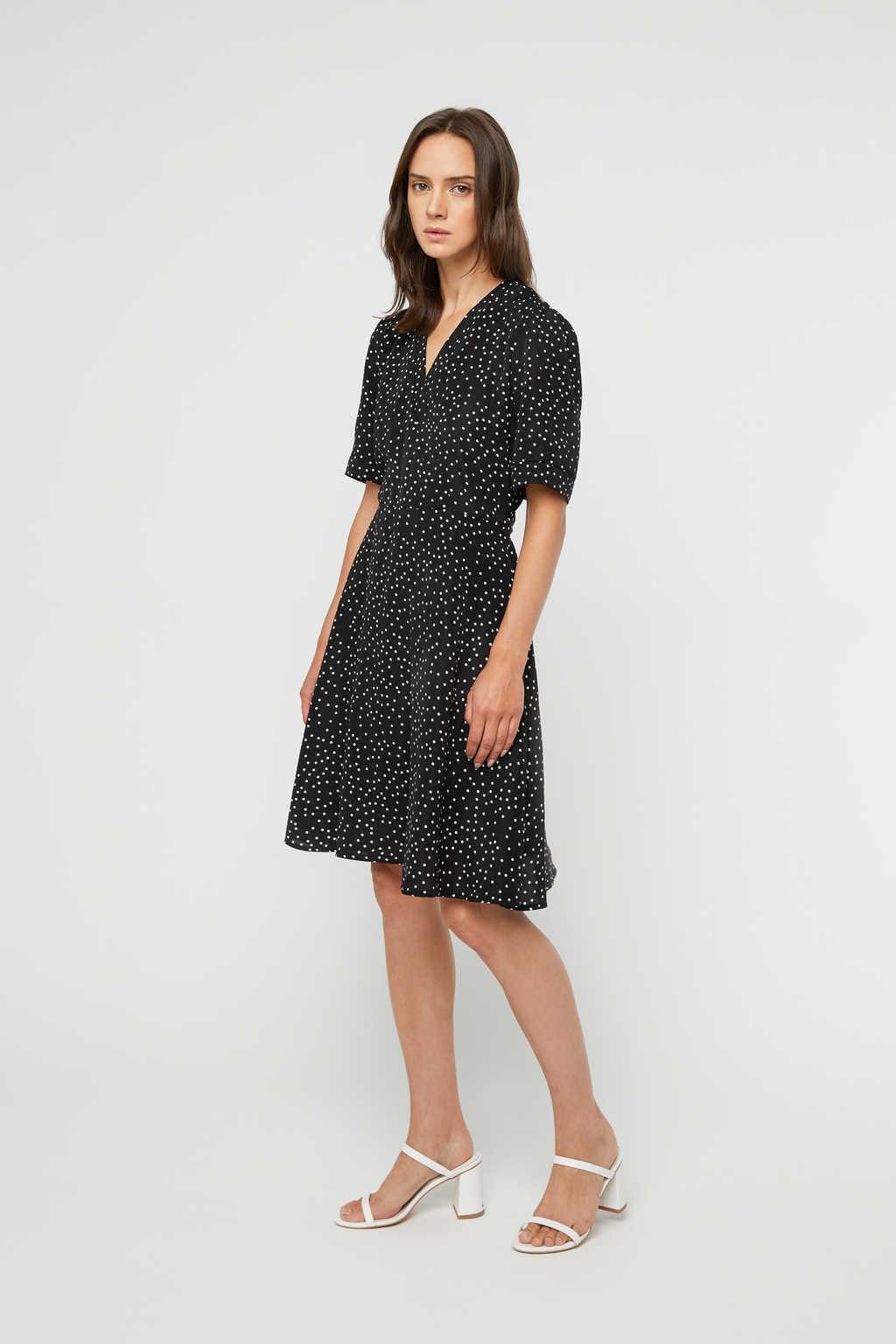Dress K026 Black 3