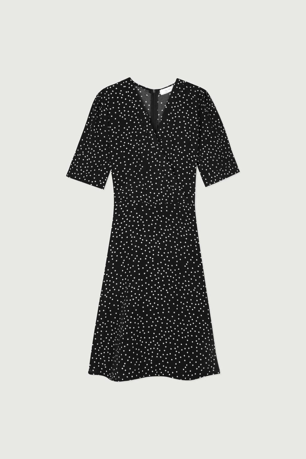 Dress K026 Black 5