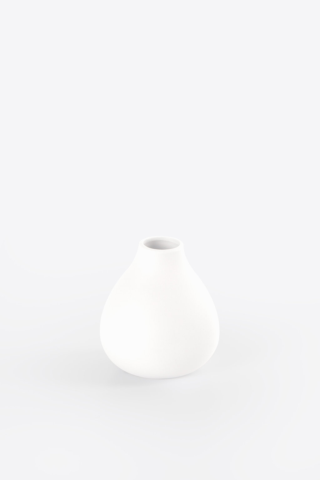 Drop Vase 1894 White 2