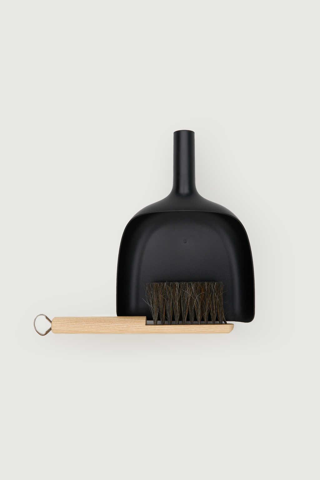 Dustpan Set 3513 Black4