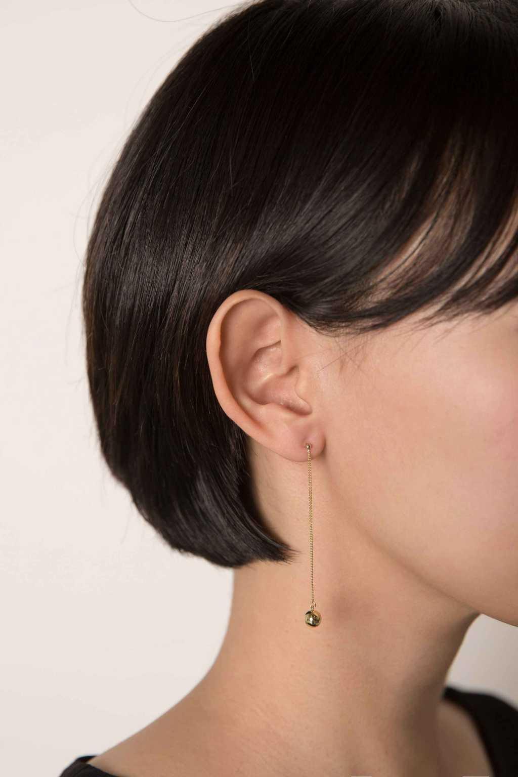 Earring 2228 Gold 4
