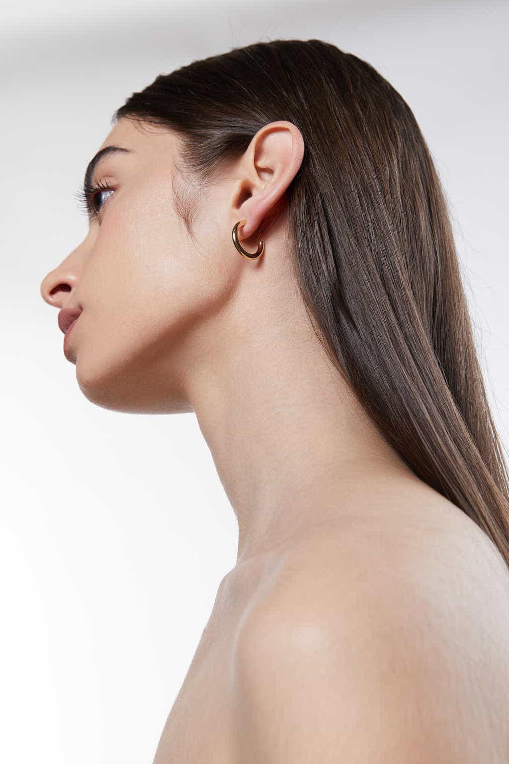 Earring 2991 Gold 2