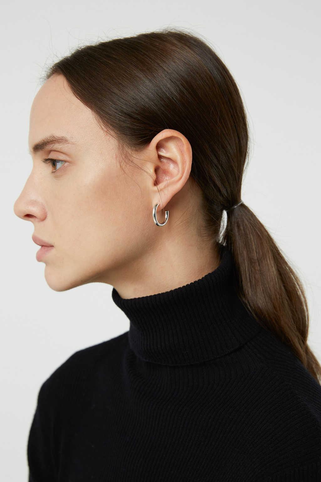 Earring 29922019 Silver 3