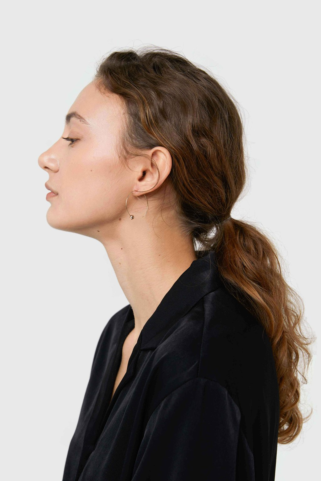 Earring 3102 Gold 1