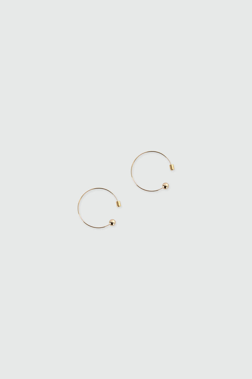 Earring 3102 Gold 2