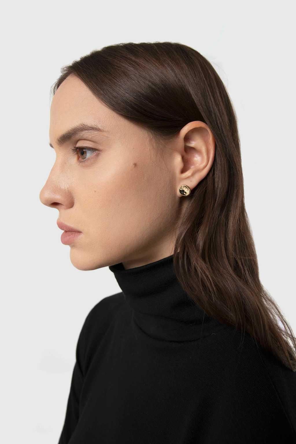 Earring 3324 Gold 1