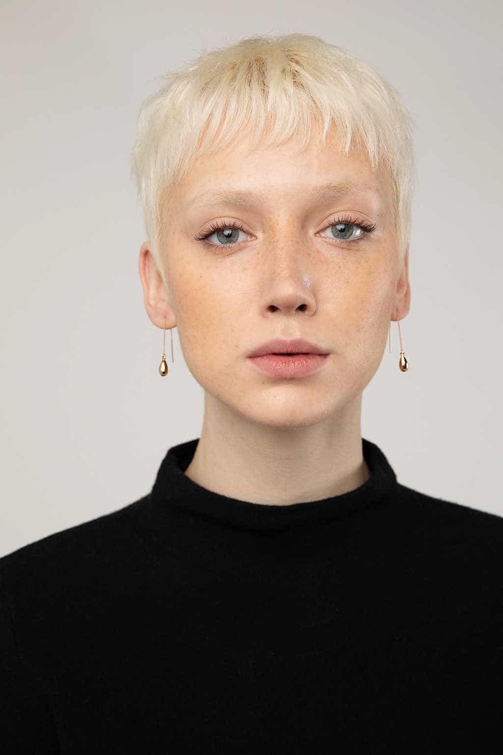 Earring 3349 Gold 2