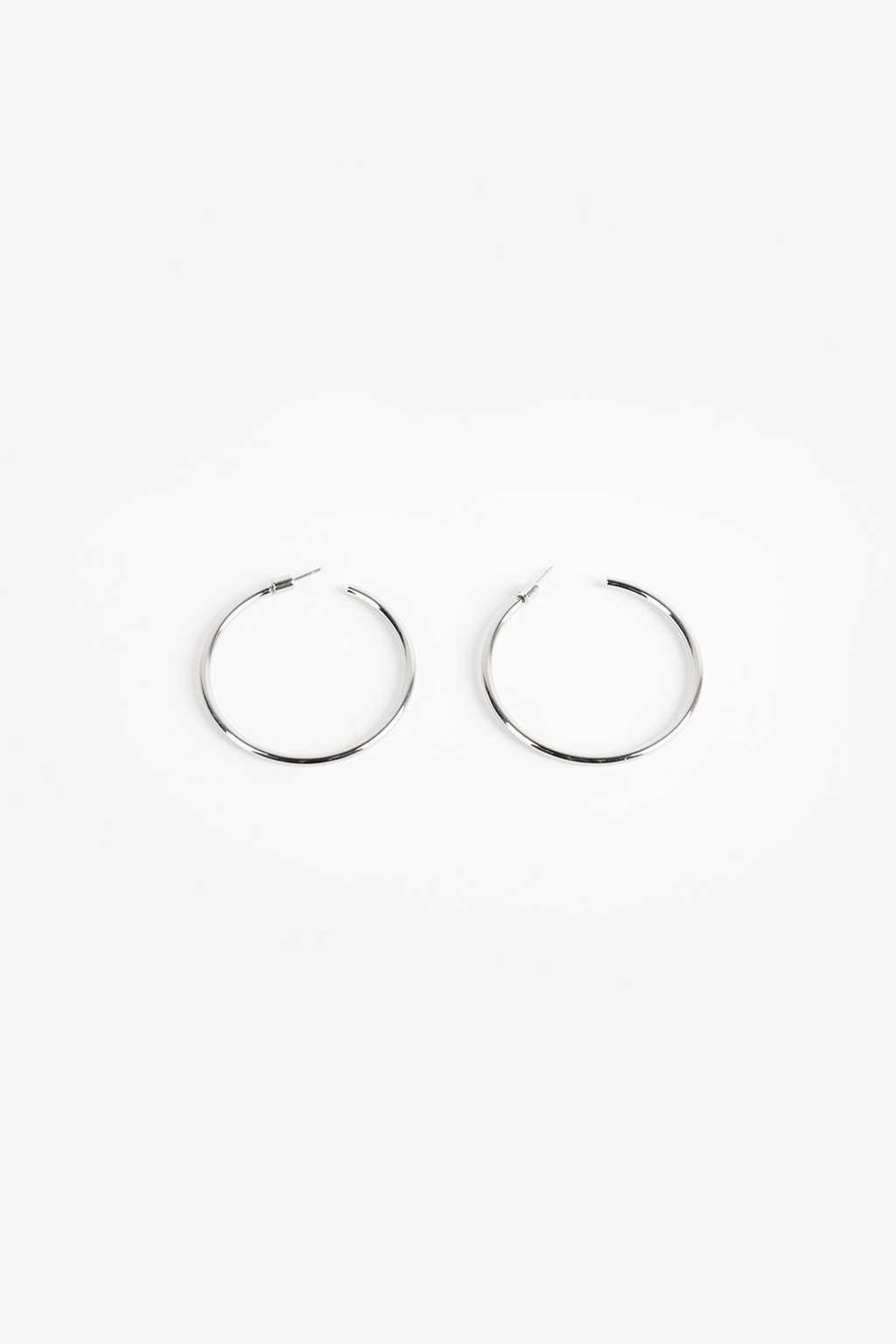 Earring 91046 Silver 4