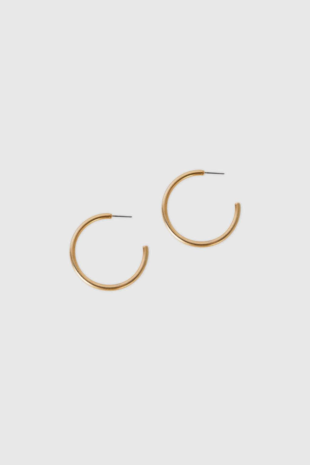 Earring J018 Gold 1
