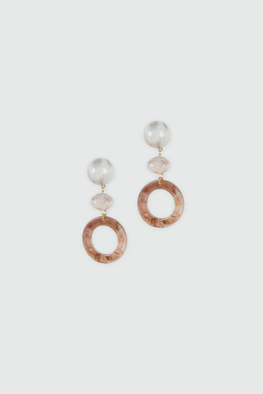 Earring J029 Gold 2