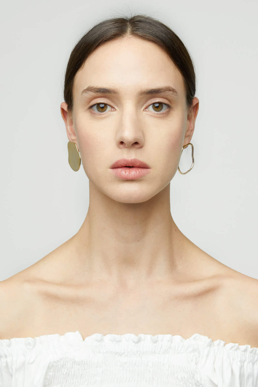 Earring K017 Gold 2