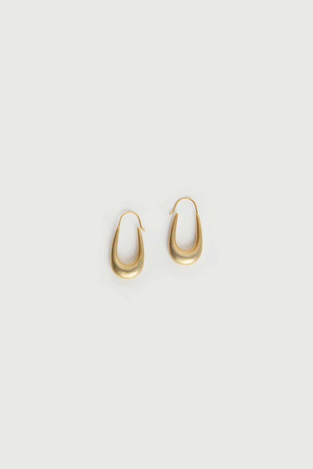 Earring K050 Gold 1