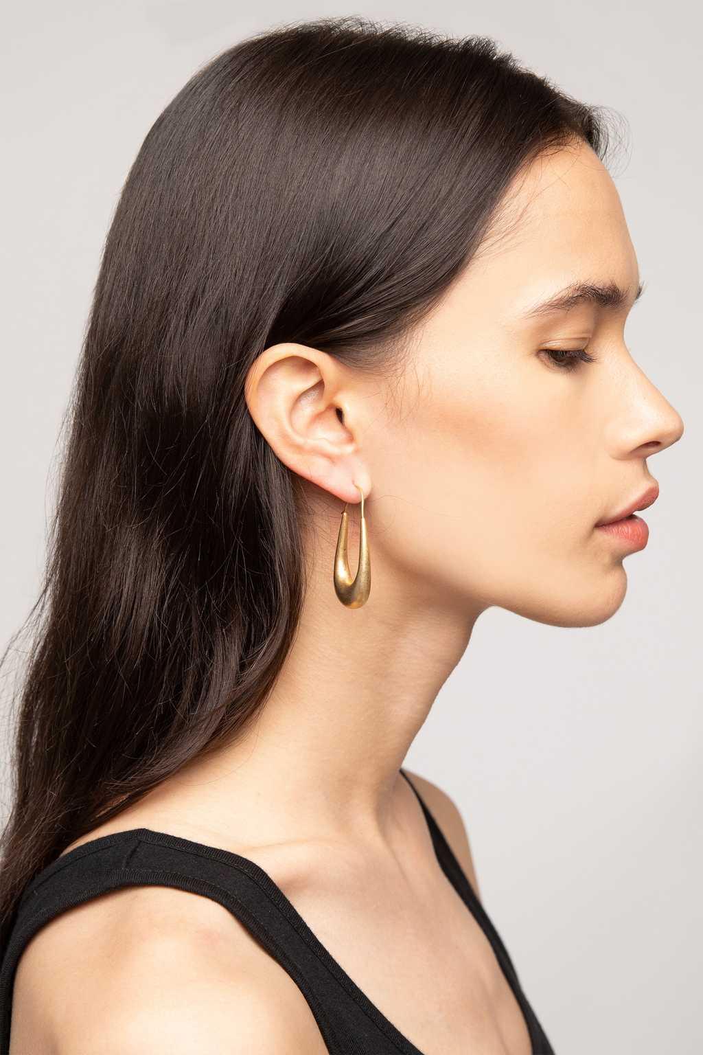 Earring K050 Gold 2
