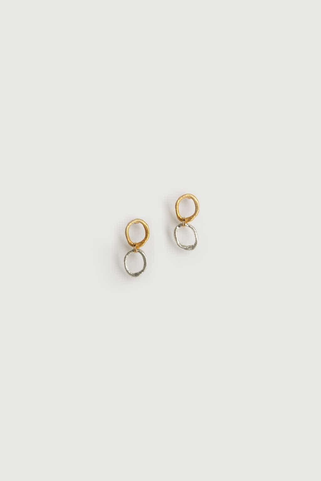Earring K057 Gold 1