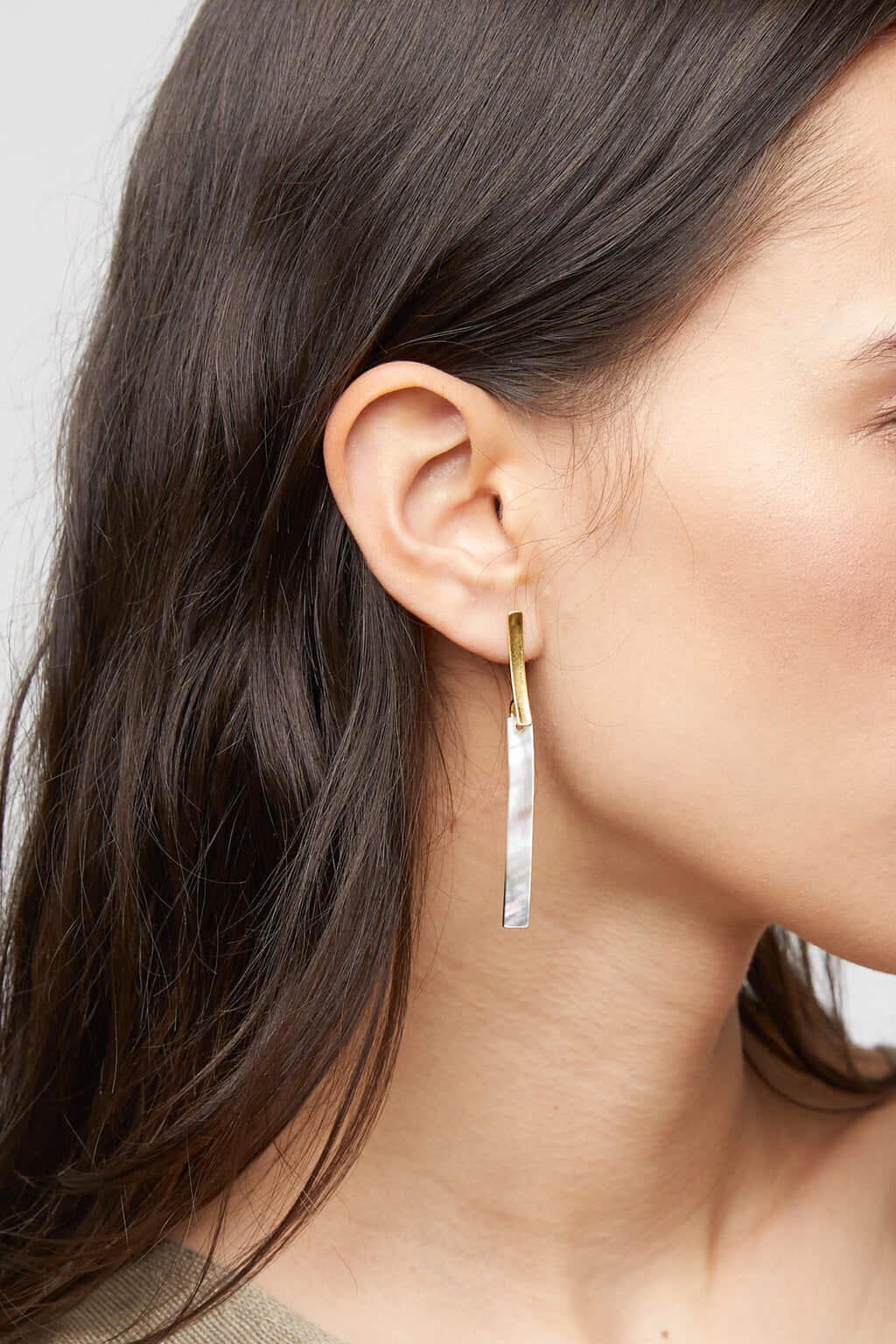 Earring K064 Gold 2