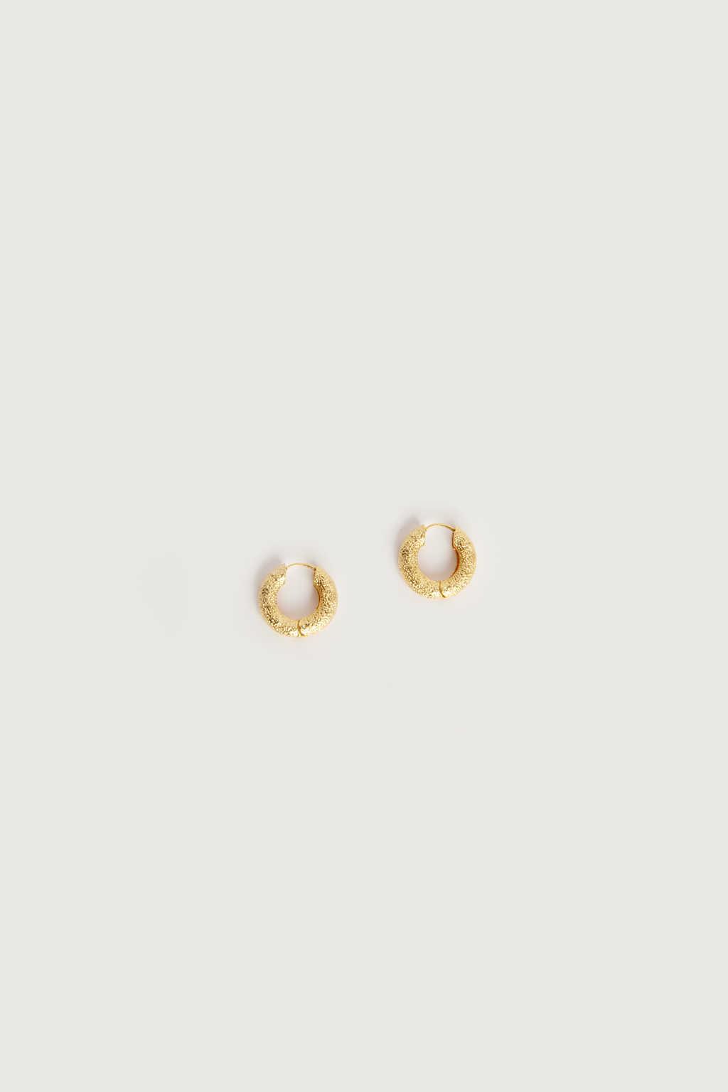 Earring K065 Gold 1