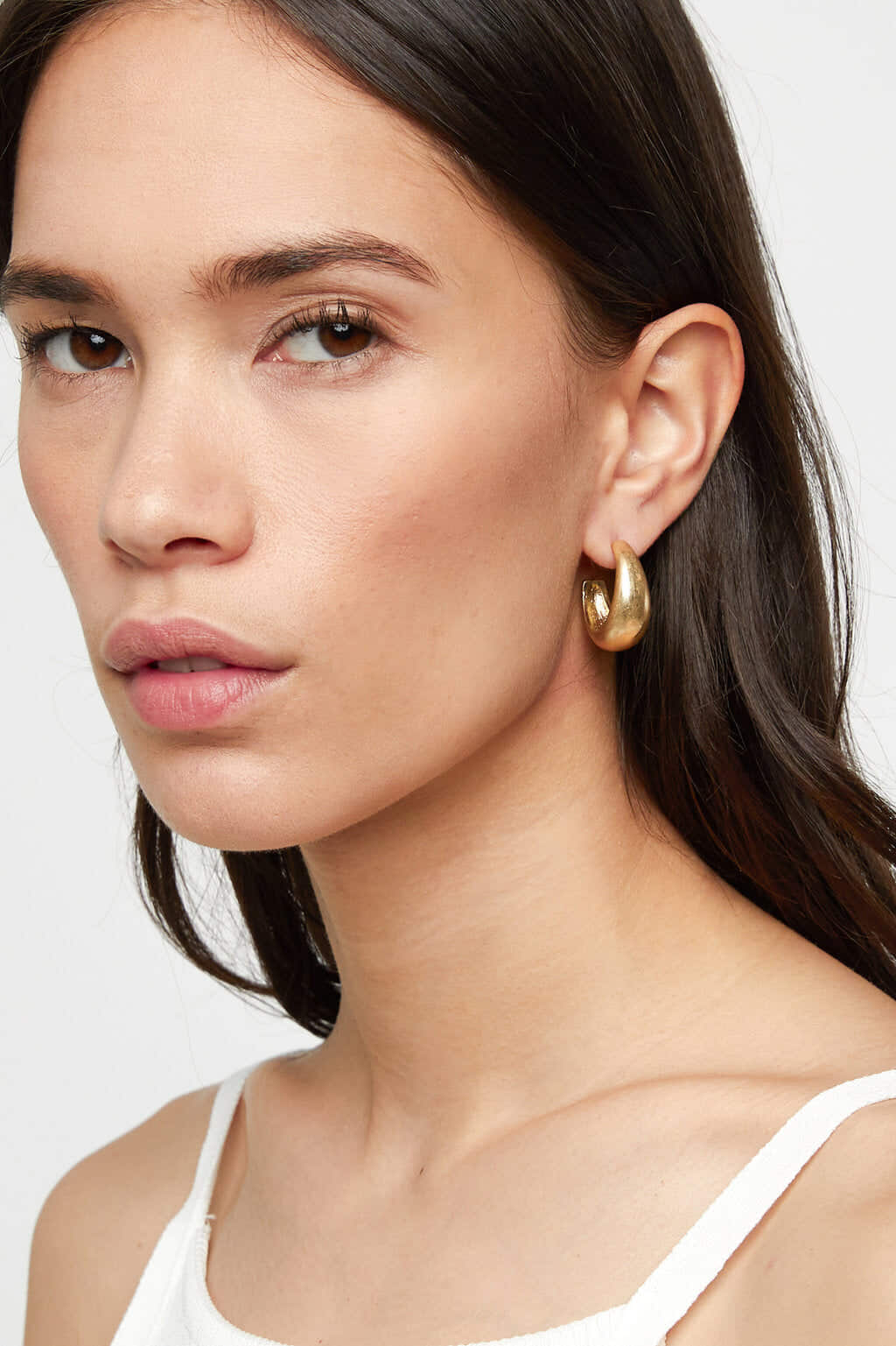 Earring K079 Gold 2