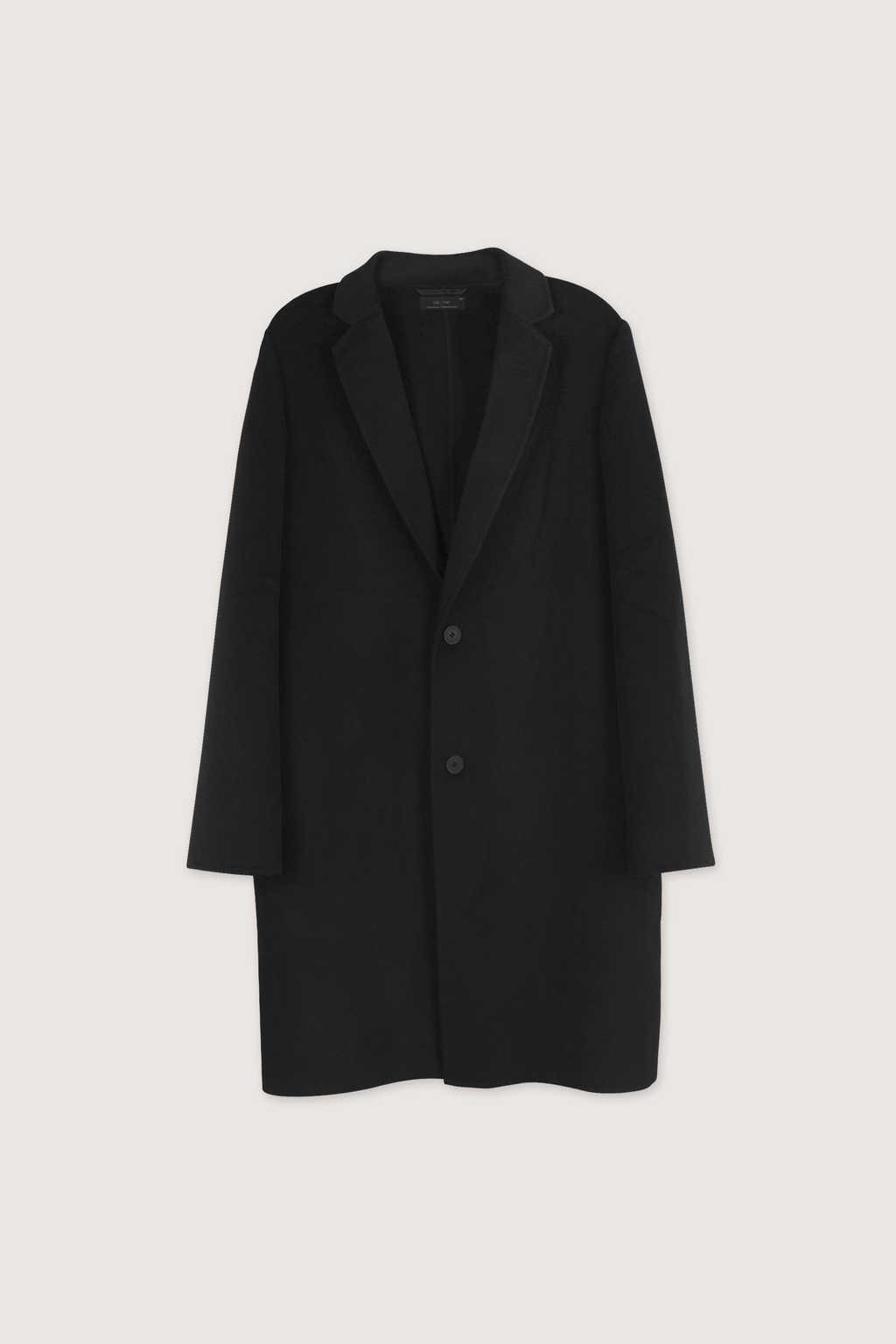 Handmade Coat 1597 Black 7