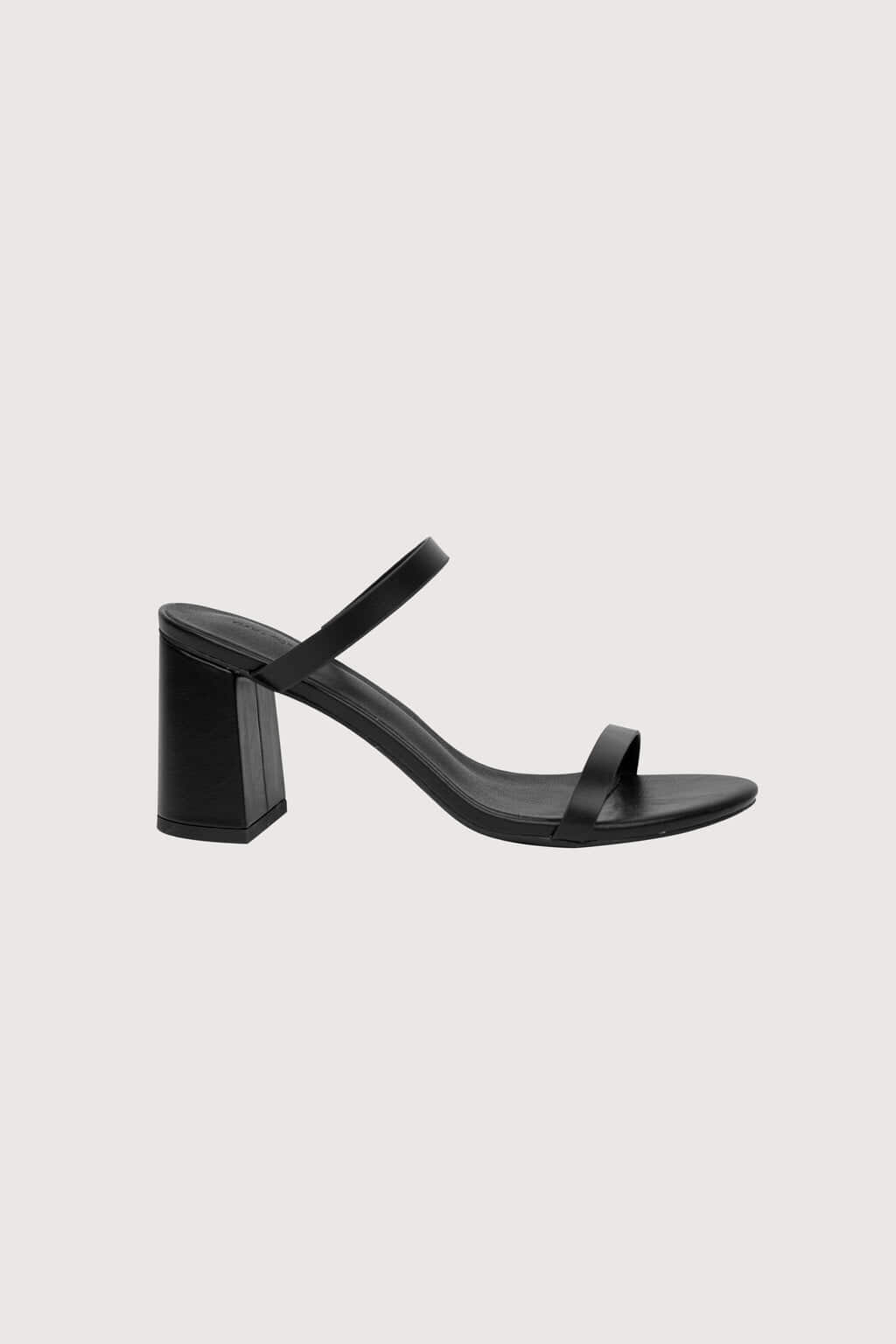 Heeled Sandal 1992 Black 5