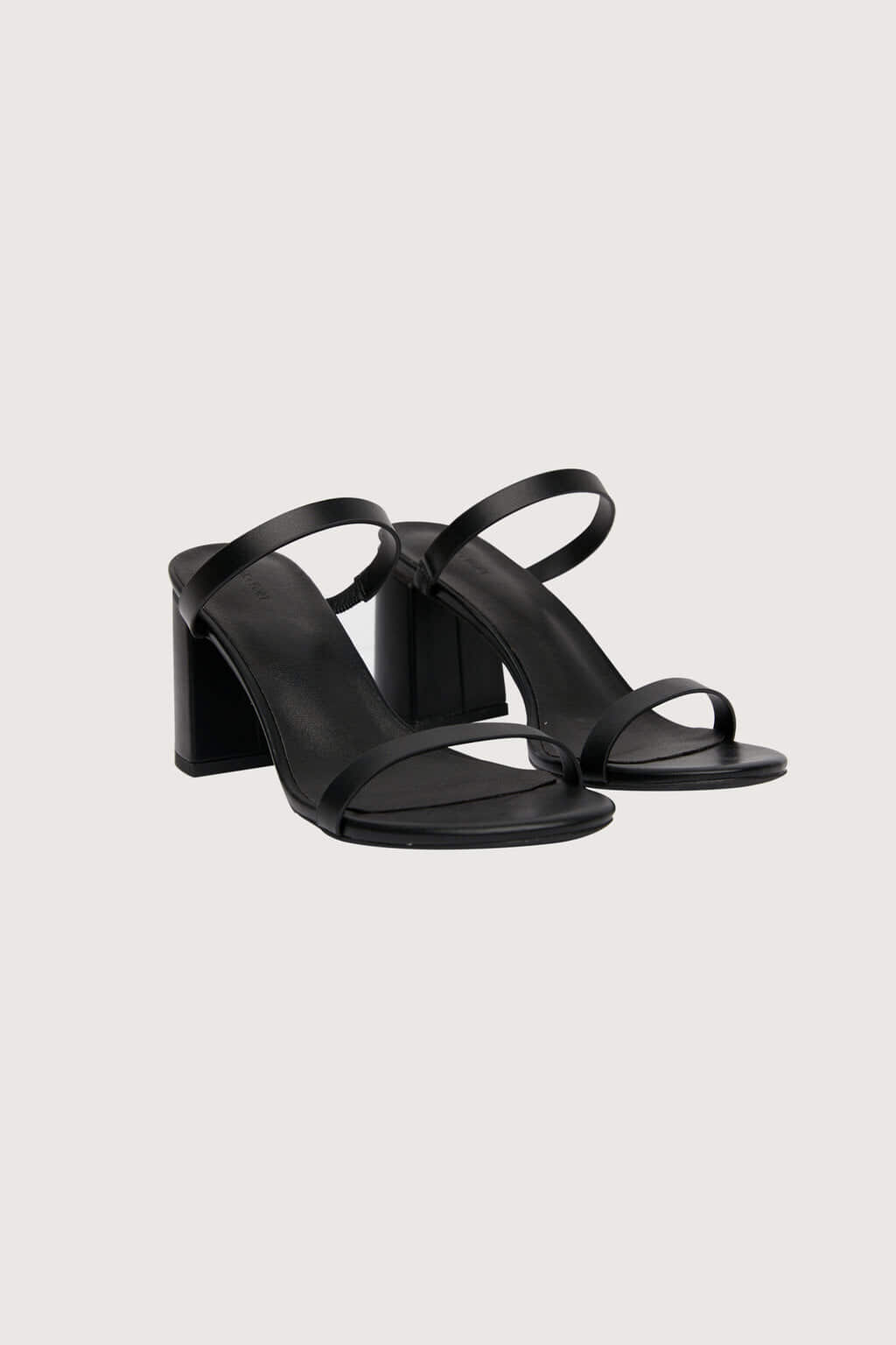 Heeled Sandal 1992 Black 6