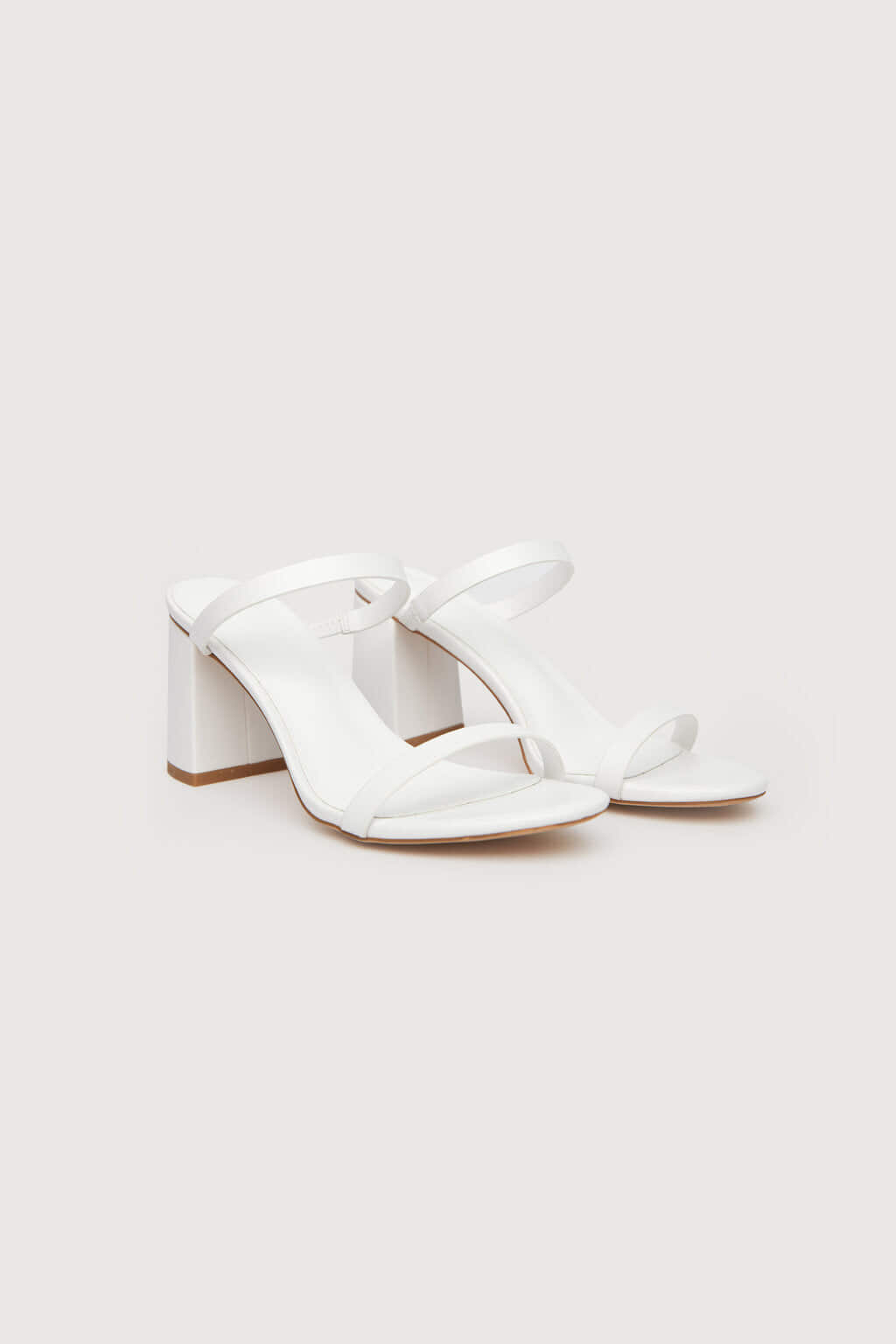 Heeled Sandal 1992 White 3