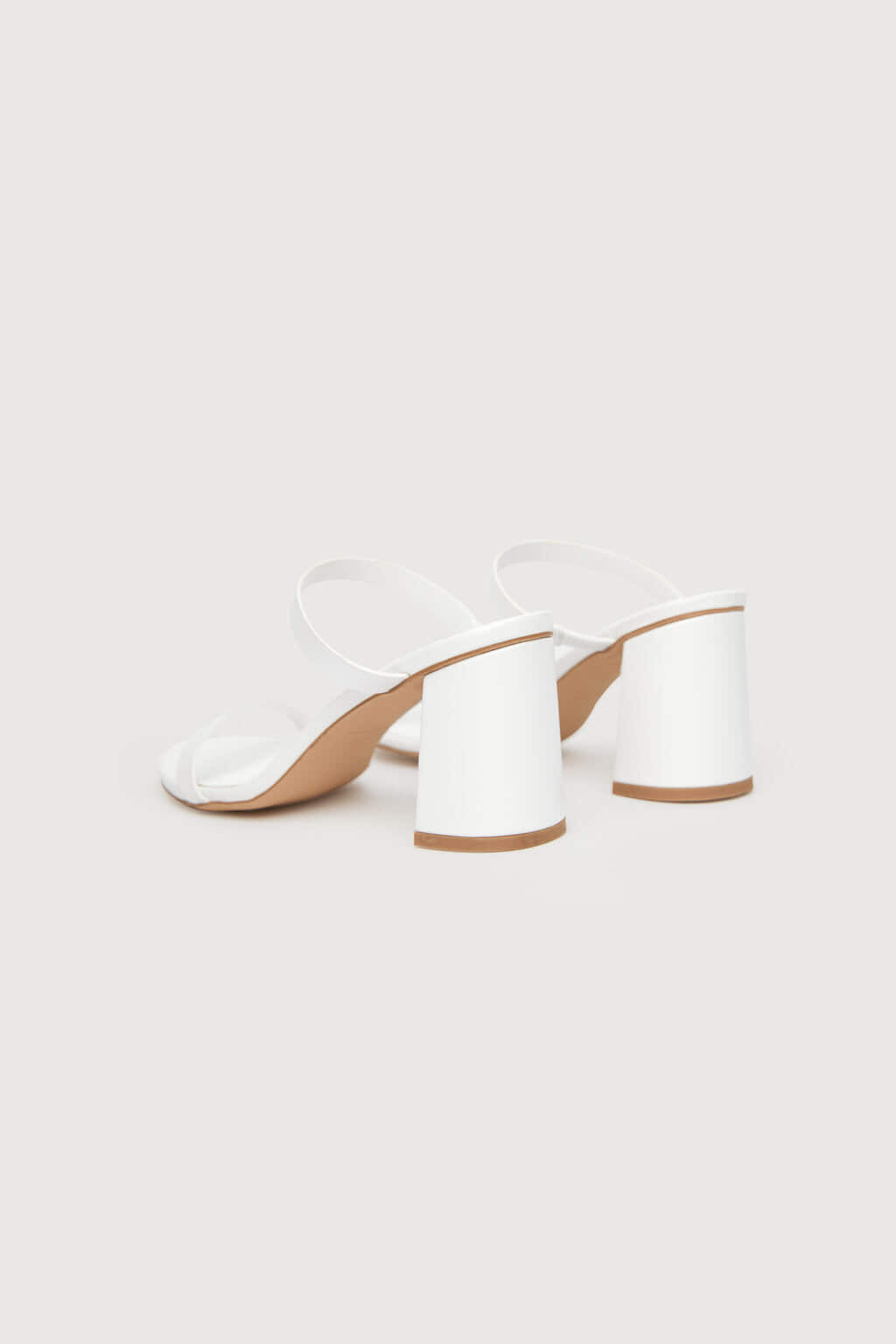 Heeled Sandal 1992 White 4