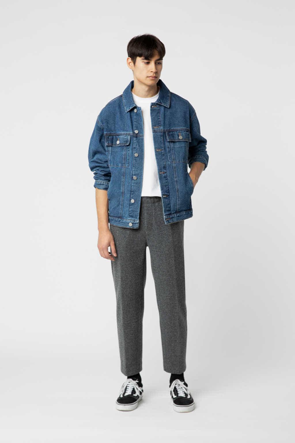 Jacket 2369 Blue 3