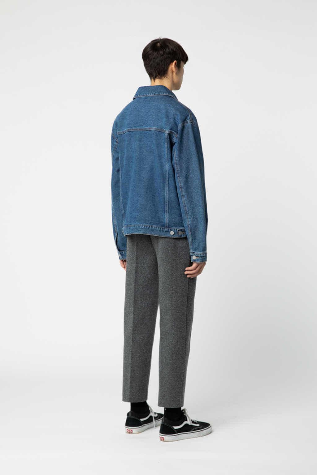 Jacket 2369 Blue 4