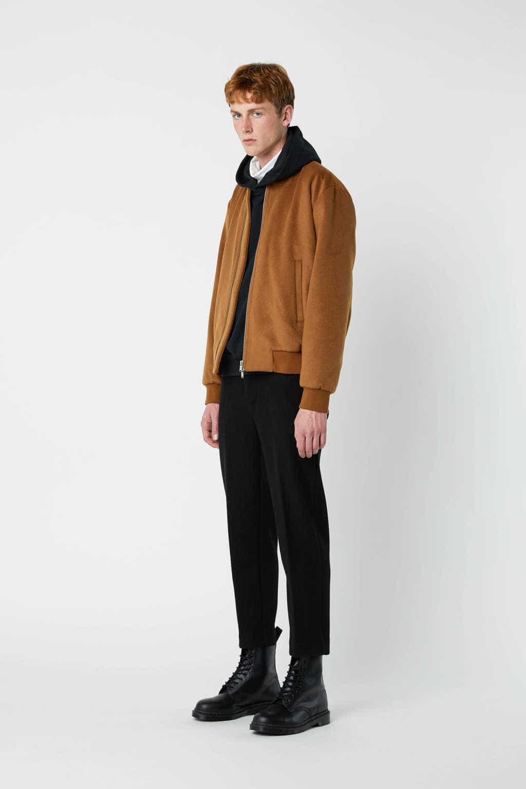 Jacket 2478 Camel 2