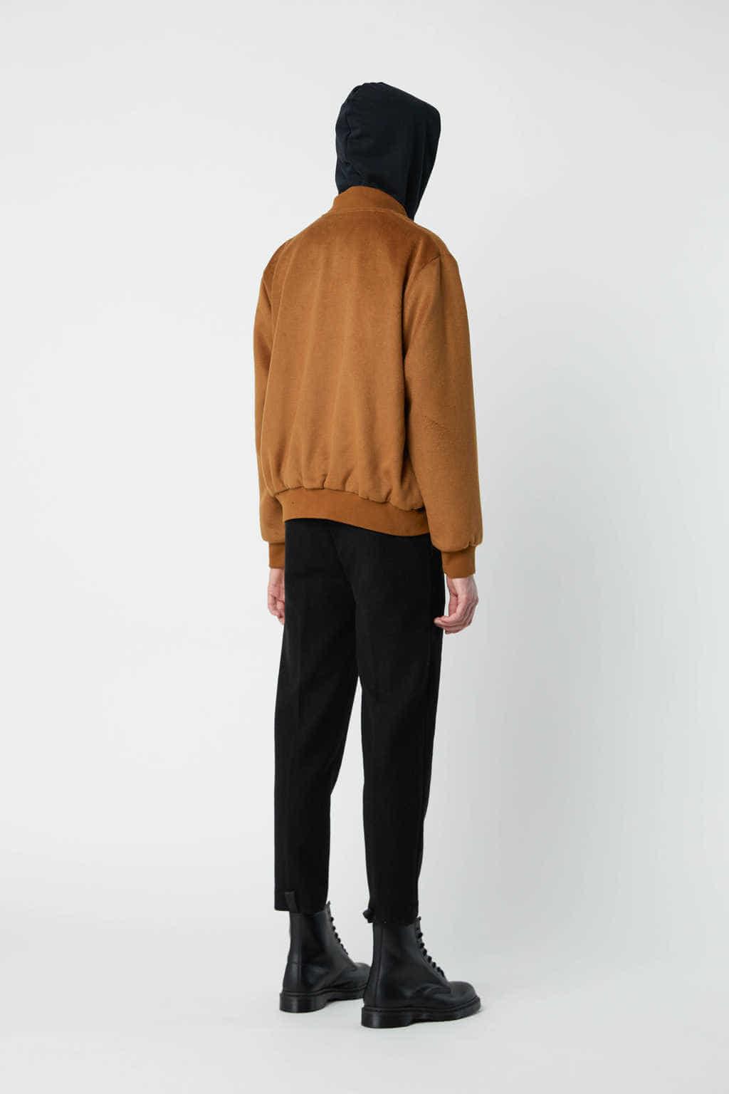 Jacket 2478 Camel 4