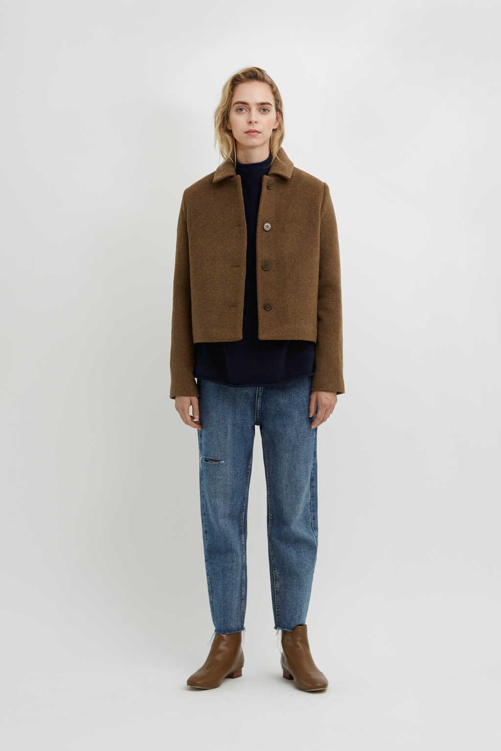 Jacket 2592 Brown 5