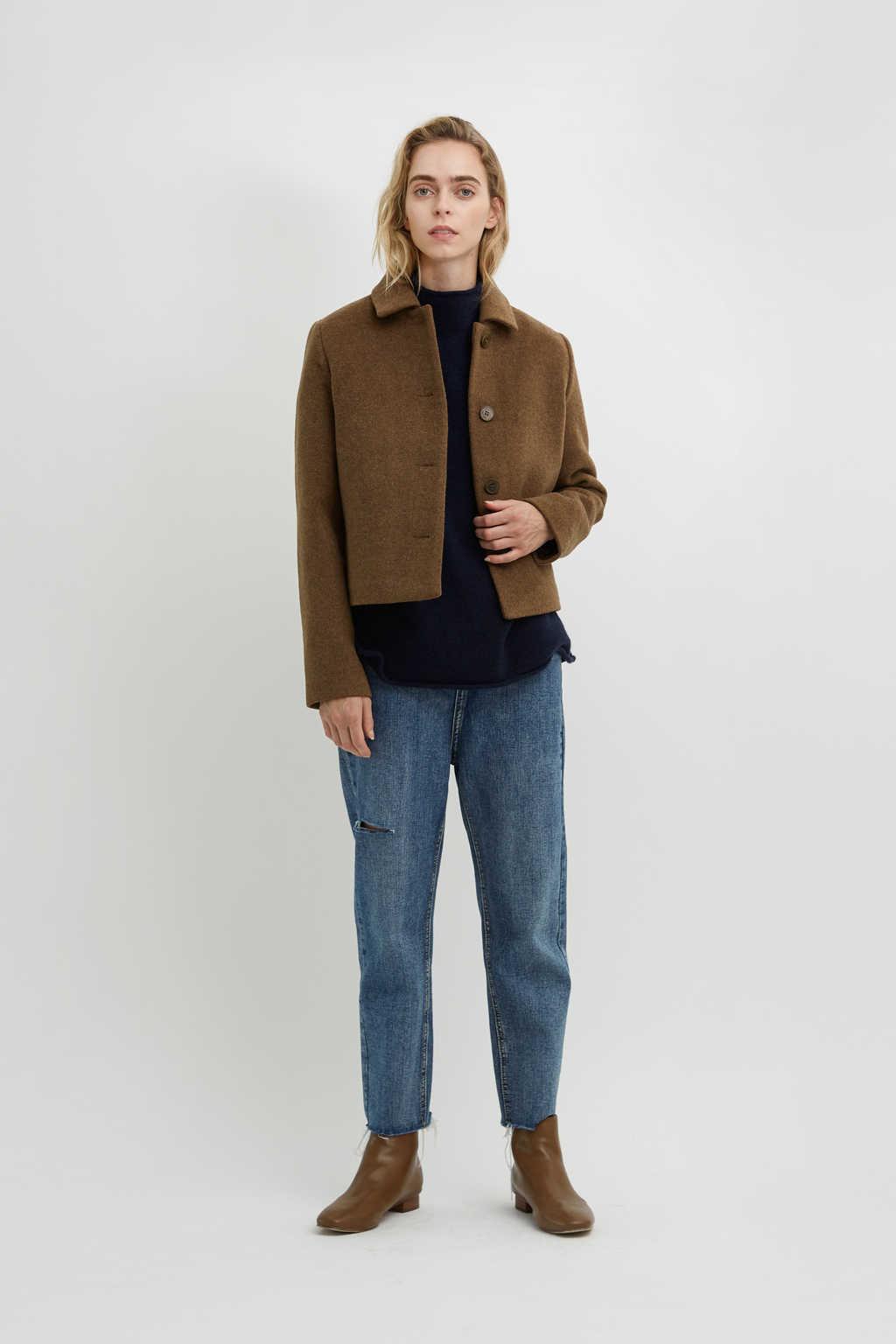 Jacket 2592 Brown 6