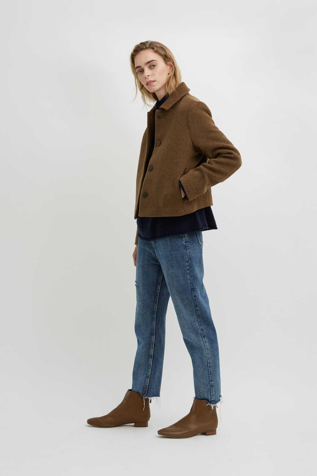 Jacket 2592 Brown 7
