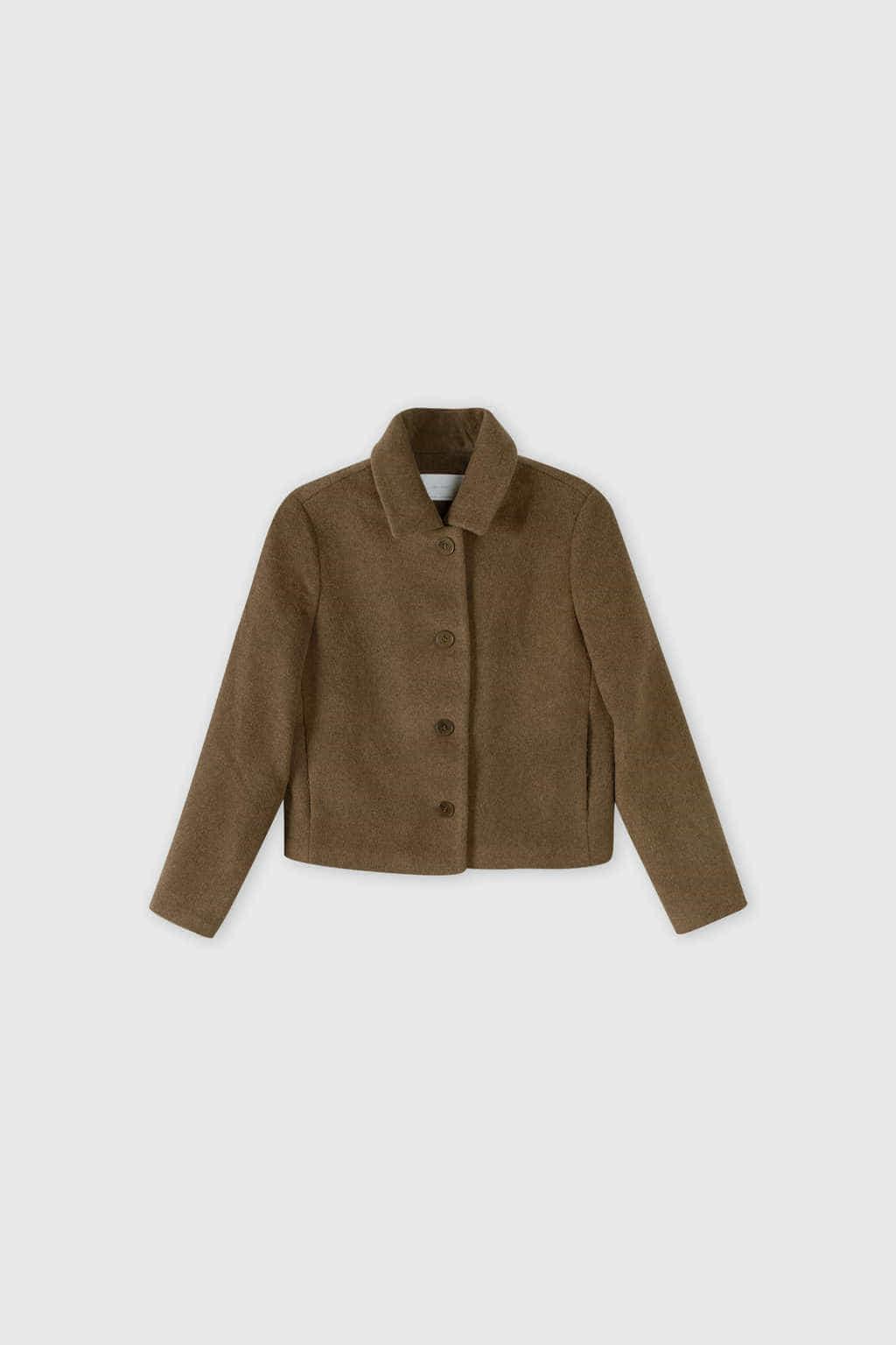 Jacket 2592 Brown 8