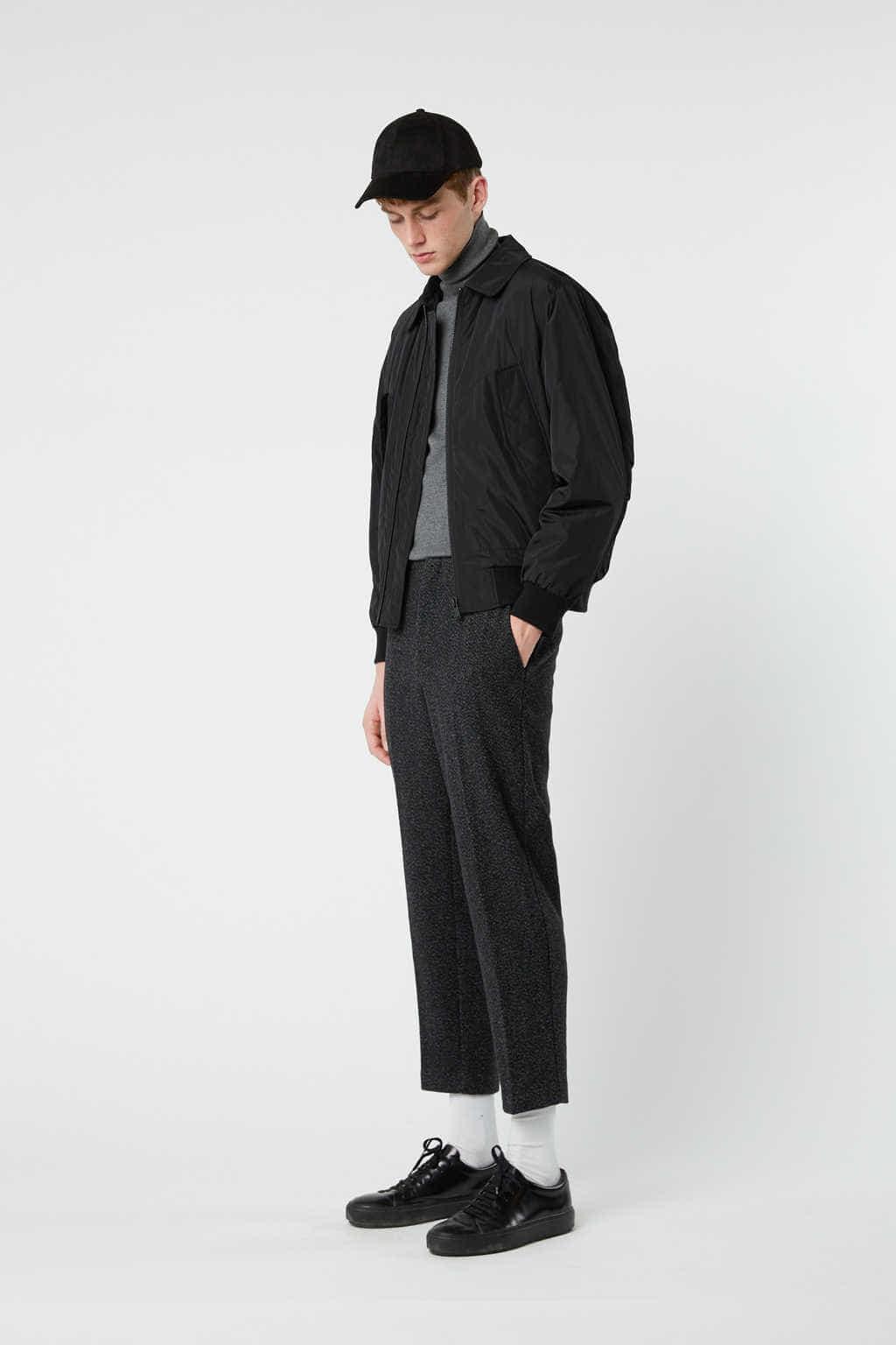 Jacket 2657 Black 11