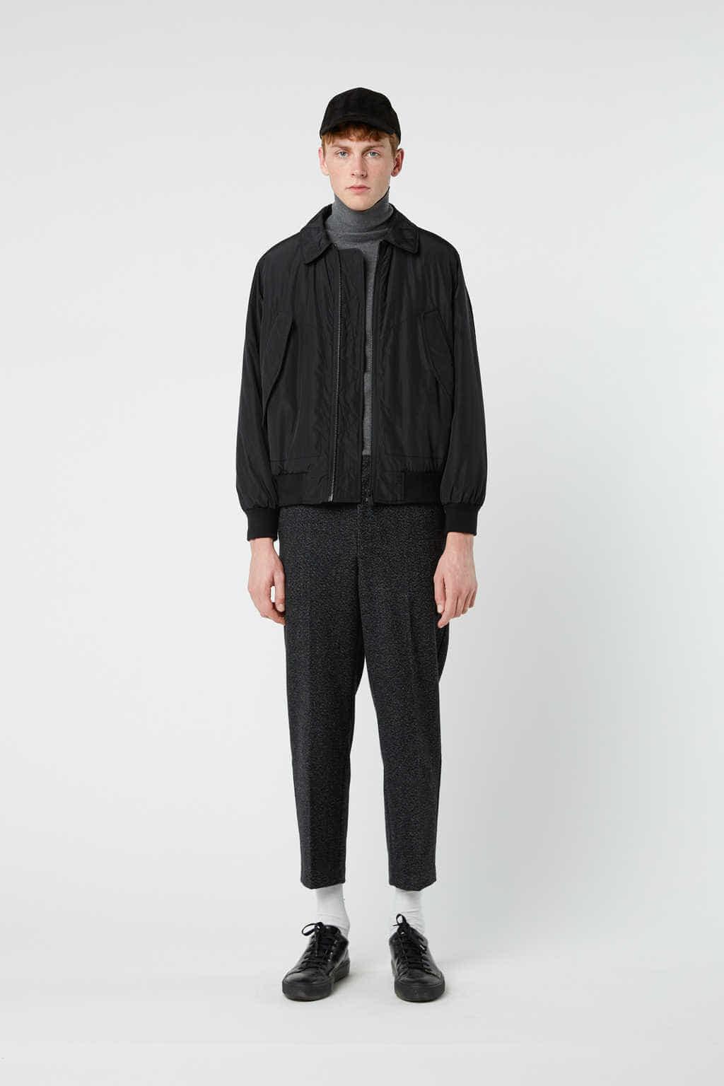 Jacket 2657 Black 12