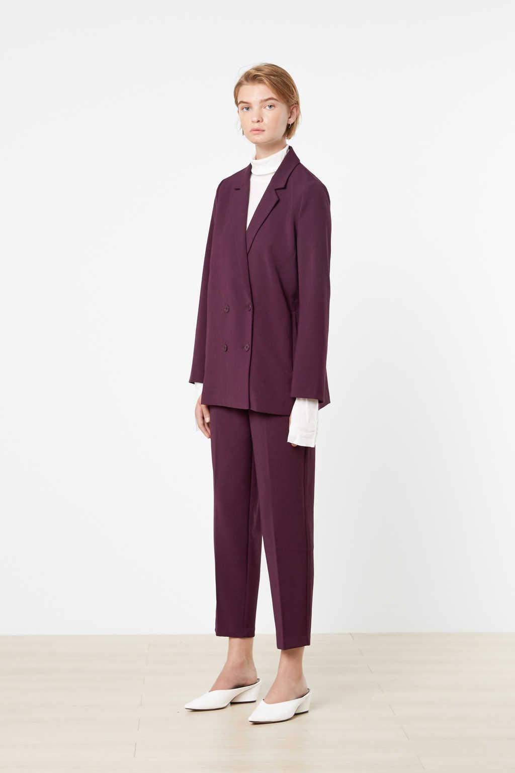 Jacket 2747 Purple 8