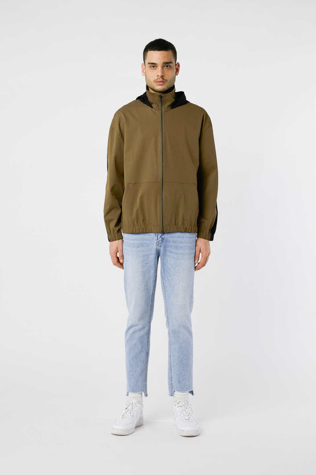 Jacket 3015 Olive 2