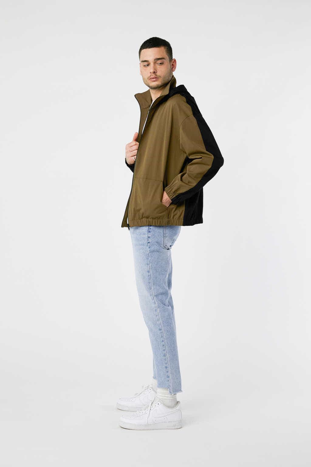 Jacket 3015 Olive 3