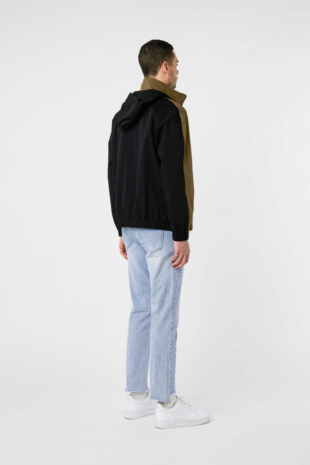 Jacket 3015 Olive 4