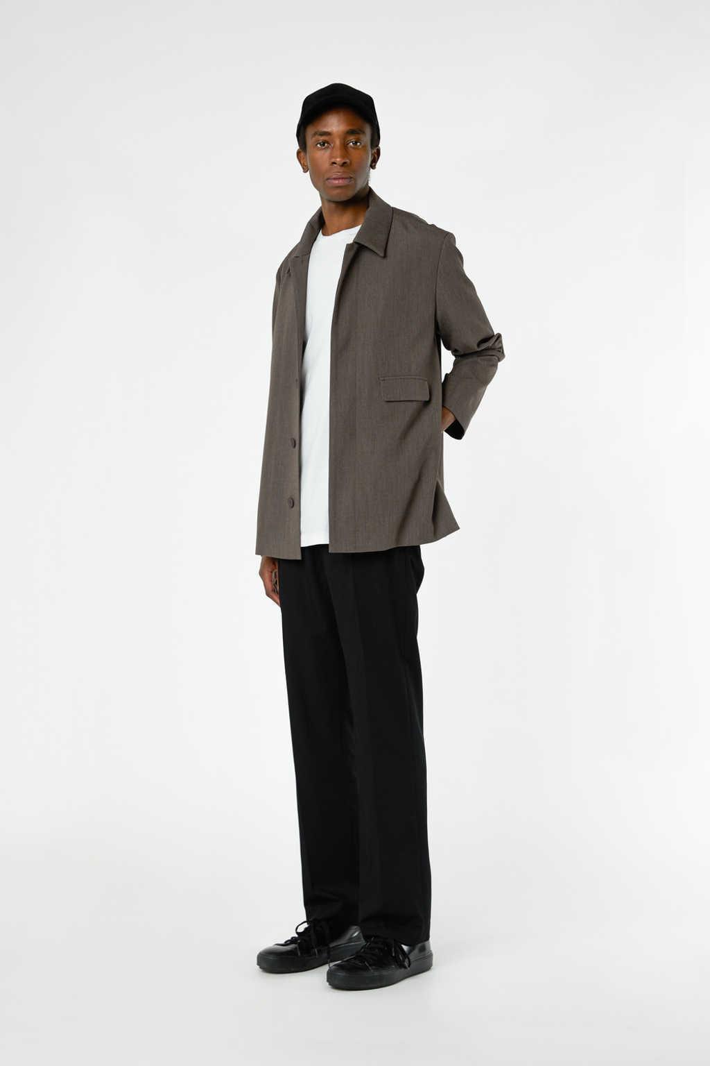 Jacket 3362 Brown 3