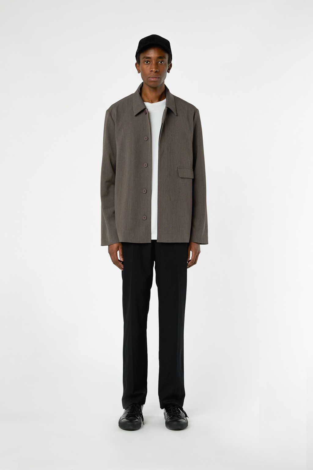Jacket 3362 Brown 4