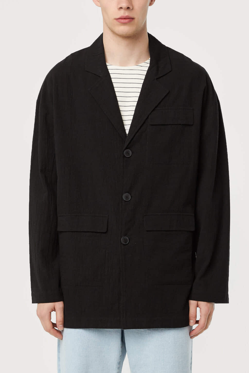 Jacket 3508 Black 7