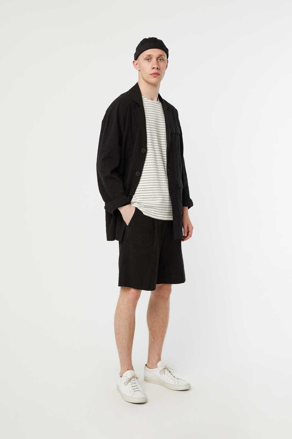 Jacket 3508 Black 9