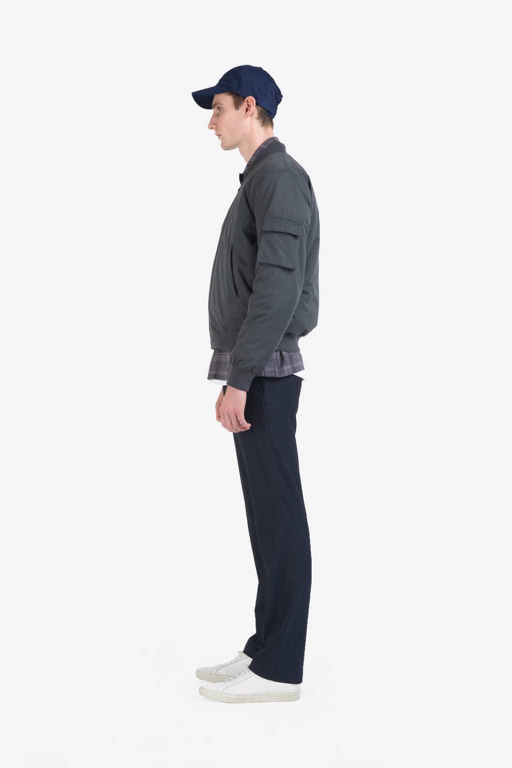 Jacket 4188 Gray 7