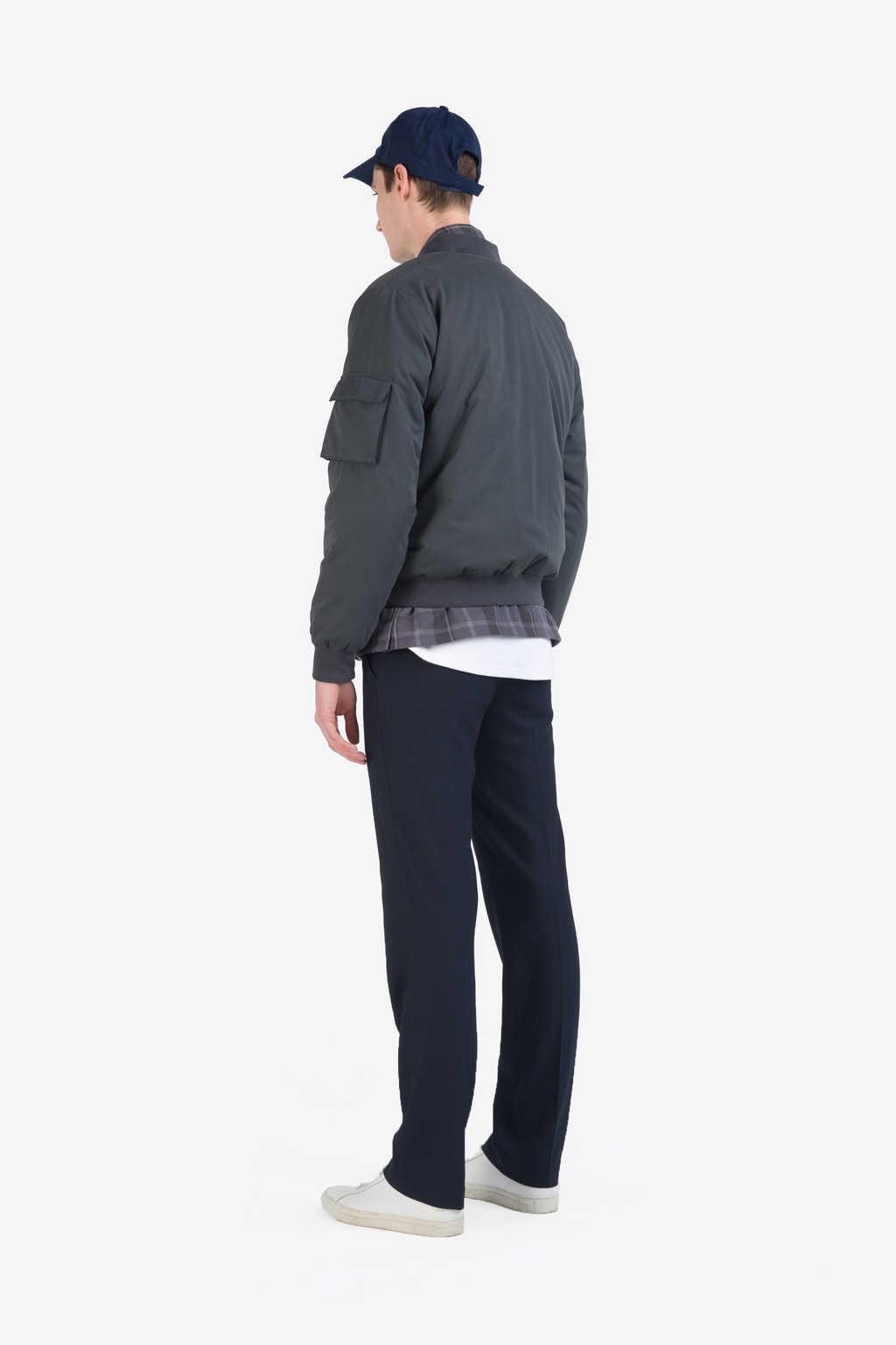 Jacket 4188 Gray 8