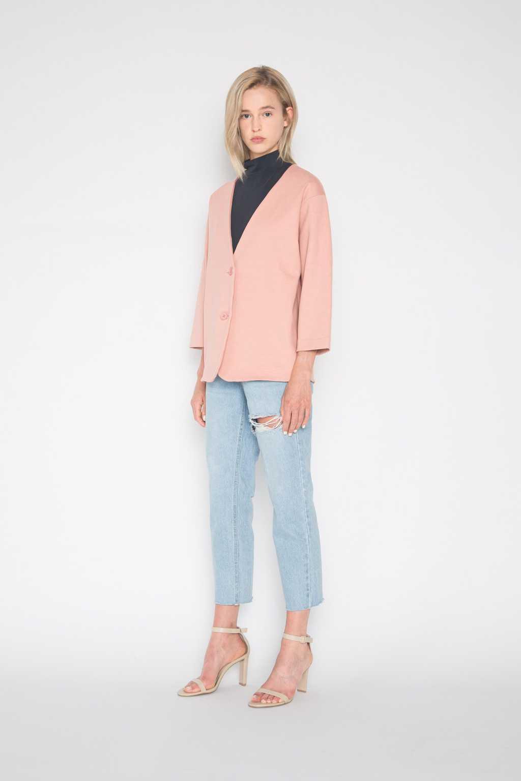 Jacket 732 Pink 3