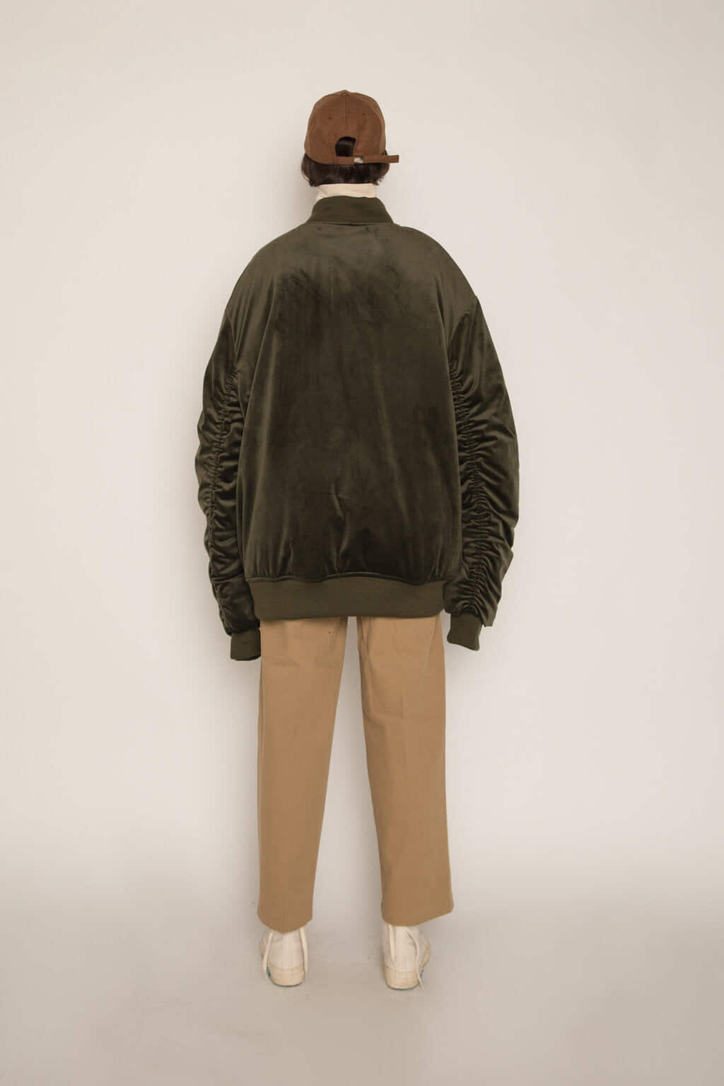 Jacket H037 Olive 4